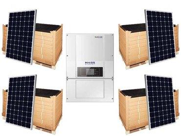 Сетевая солнечная электростанция Sofar 30 кВт