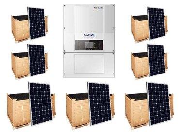 Сетевая солнечная электростанция Sofar 50 кВт