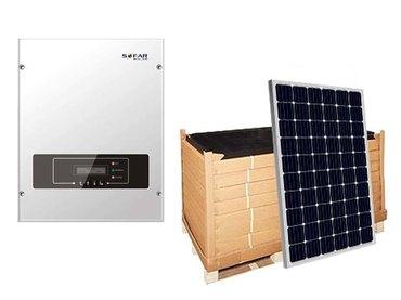Сетевая солнечная электростанция Sofar 6 кВт