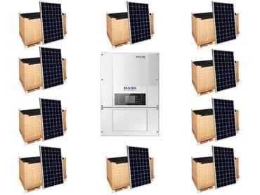 Сетевая солнечная электростанция Sofar 70 кВт