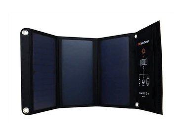 Солнечное зарядное устройство 21 Вт