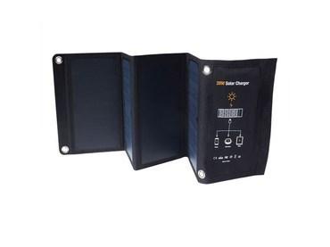 Солнечное зарядное устройство 28 Вт