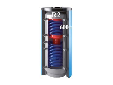 Бойлер косвенного нагрева Sigma 600 R2