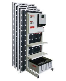 Солнечная электростанция Solar-SE2400