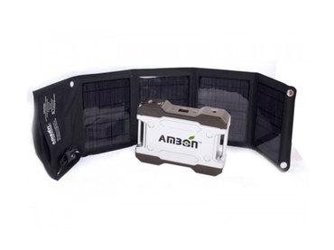 Портативная солнечная электростанция Ambon AM-PN120
