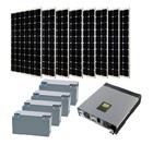 Солнечная электростанция 5