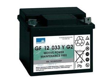 Аккумулятор Sonnenschein GF 12 033 Y G2