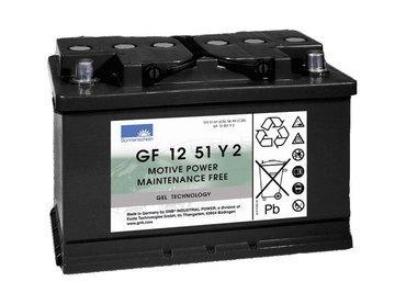 Аккумулятор Sonnenschein GF 12 051 Y 2
