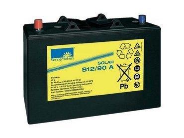 Аккумулятор Sonnenschein Solar S12/90 A
