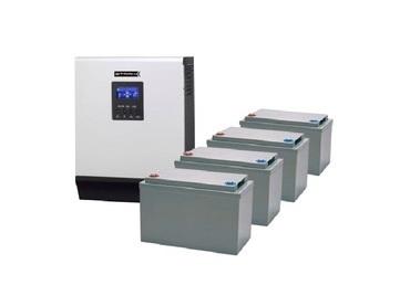 Резервное электроснабжение 2,4 кВт