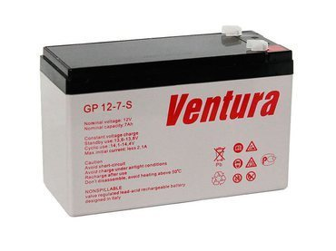 Аккумулятор Ventura GP 12-7-S