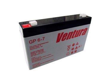 Аккумулятор Ventura GP 6-7-S