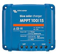Контроллер BlueSolar Charge Controller MPPT 100/15