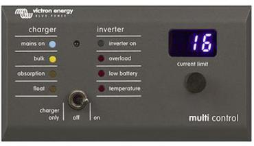 Панель Digital Multi Control Panel