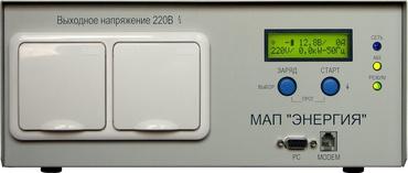 Инвертор серии MAP SIN Энергия Pro HYBRID v.1 12/24В-2