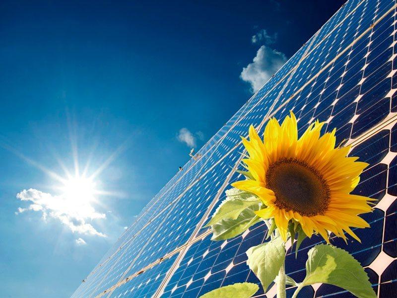 Переваги сонячних батарей